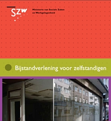 Folfer Bijstandverlening voor Zelfstandigen (Bbz) van het ministerie van Sociale Zaken en Werkgelegenheid.