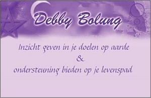 Logo Praktijk Debby Bolung